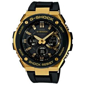 ☆20%OFF!■CASIO カシオ G-SHOCK【G-STEEL[Gスチール]】ゴールド GST-W100G-1AJF【楽ギフ_包...
