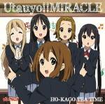 ■初次限定版■keion!! 下課後下午茶時間CD[Utauyo!!]MIRACLE]10/8/4開始銷售[輕鬆的gifu_包裝選擇]