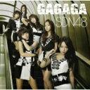 ■初回仕様A★握手会参加券封入・生写真外付■SDN48 CD+DVD【GAGAGA】10/11/24発売