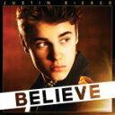デラックス盤■送料無料■ジャスティン・ビーバー CD+DVD【ビリーヴ~デラックス・エディション...
