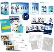 アニメ, その他 10OFF Blu-ray Free ! -Road to the World- 20422