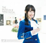 【オリコン加盟店】水樹奈々CD+DVD【THEMUSEUMIII】18/1/10発売【楽ギフ_包装選択】