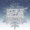■メンバーポスター付〔希望者〕■EXILE CD【EXILE BALLAD BEST】08/12/3発売【楽ギフ_包装選択】