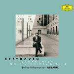 ドイツ・グラモフォン ベスト100 CD【ベートーヴェン:交響曲第3番、第4番】11/5/11発売
