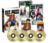 "■ONE PIECE DVD-BOX4枚組【ONE PIECE Log Collection  ""SKYPIEA""】11/6/24発売【楽ギフ包裝選択】"