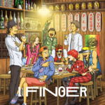 【オリコン加盟店】1 FINGER CD+DVD+スマプラ【ONE DREAM】16/1/27発売【楽ギフ_包装選択】