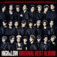 送料無料■V.A. 2CD+スマプラ【HiGH & LOW ORIGINAL BEST ALBUM】16/6/15発売【ギフト不可】