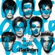初回仕様限定盤★スリーブケース仕様■三代目J Soul Brothers from EXILE TRIBE CD+DVD【Welcome to TOKYO】16/11/9発売【楽ギフ_包装選択】