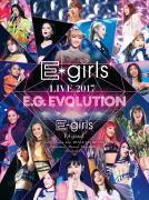 【オリコン加盟店】▼10%OFF■E-girls3Blu-ray【E-girlsLIVE2017〜E.G.EVOLUTION〜】17/12/28発売【楽ギフ_包装選択】