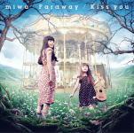通常盤■miwa CD【Faraway/Kiss you】13/9/4発売
