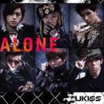 初回盤★ジャケットA★Making Movie収録+イベント参加券封入■U-KISS CD+DVD【ALONE】13/2/13発売