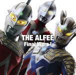 TYPE-A■THE ALFEE CD【Final Wars! / もう一度ここから始めよう】13/2/20発売