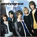 即納!■初回限定盤■universe  CD+DVD【echoes】10/8/4発売