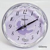 ■リズム時計【ディズニー ラプンツェル】目覚まし時計 4SE546MR12【楽ギフ_包装選択】.