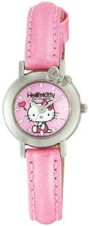 ■Hello Kitty[HelloKitty模擬表]Q565-430[輕鬆的gifu_包裝選擇]