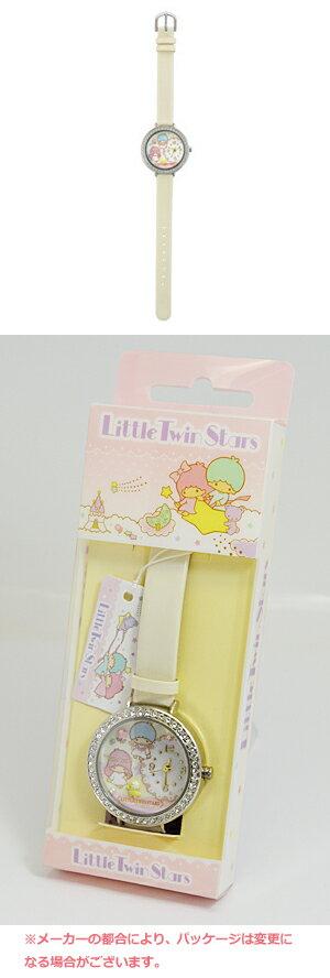 サンリオウォッチ■リトルツインスターズ【Little Twin Stars デコウォッチ】SR-D10 [代引不可]【楽ギフ_包装選択】