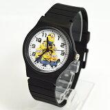 ●ラバーウォッチ【minions ミニオンズ】腕時計 DES001-1 【楽ギフ_包装選択】タスク