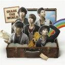 ■東方神起 CD【Share The World/ウィーアー!】09/4/22発売