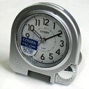 ■リズム時計 【トラベルめざまし時計 アブロード】4GE962-A19【楽ギフ_包装選択】