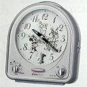 ■SEIKO ディズニータイム【ミッキーマウス】目覚し時計 FD464S【楽ギフ_包装選択】