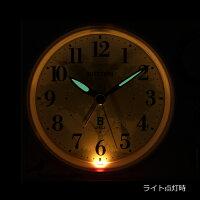 12月発売予定■野鳥の声で朝をお知らせ♪リズム時計クオーツ目覚まし時計【日本野鳥の会めざまし時計401】8RM401SR03[後払不可]【楽ギフ_包装選択】.