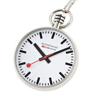 ■モンディーン(MONDAINE)【ポケットウォッチ】懐中時計型A660.30316.11SBB【楽ギフ_包装選択】