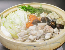 送料無料!日本海のあんこう鍋をお届けします!あんこう鍋 (6〜8人前約2kg)