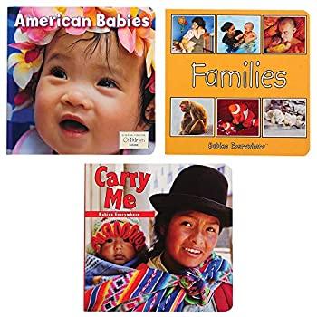 【中古】【輸入品・未使用】Babies in a Diverse World Board Book Set画像