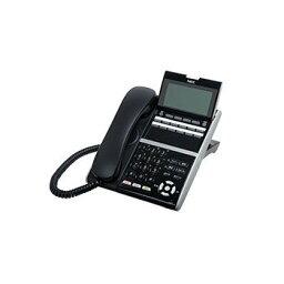 【中古】【輸入品日本向け】日本電気(NEC) Aspire UX 12ボタンIP多機能電話機(ブラック) ITZ-12D-2D(BK)TEL