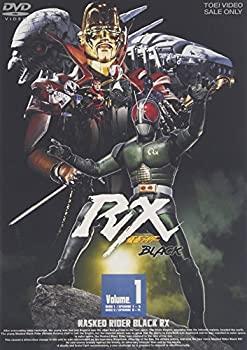 【中古】【輸入品日本向け】仮面ライダーBLACK RX VOL.1【DVD】