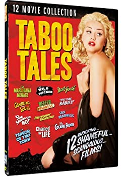 DVD, その他 Taboo Tales-12 Movie Collection DVD Import