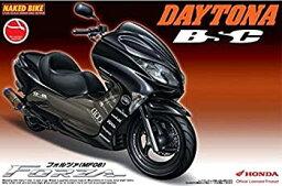 【中古】【輸入品・未使用】青島文化教材社 1/12 ネイキッドバイク No.49 Honda デイトナ フォルツァ