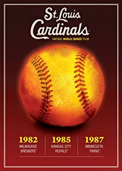 DVD, その他 St Louis Cardinals: Vintage World Series - 1980s DVD Import