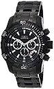 【中古】【輸入品・未使用】Invicta Men's 'Pro Diver' Quartz Stainless Steel Casual Watch%カンマ% Color:Black (Model: 24858)