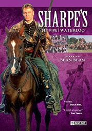 【中古】【輸入品・未使用】Sharpe's Set Five: Waterloo [DVD] [Import]