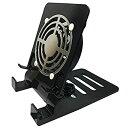 【中古】【輸入品・未使用】デスクUSBファンAir Circulator Fan USBテーブル Fans -Black