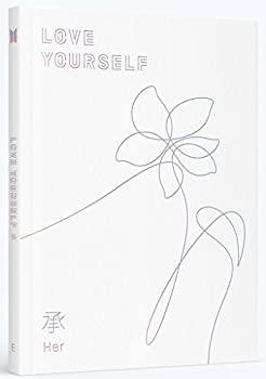 キッチン用品・食器・調理器具, その他 (White) - BTS - LOVE YOURSELF cheng Her E ver. PhotobookPhotocardFolded Poster