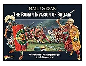 【中古】【輸入品・未使用未開封】Hail Caeser The Roman Invasion Of Britain Starter Set画像