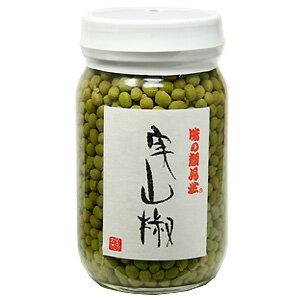 味の顔見世 実山椒(水煮)料理用 225g(固形量130g)