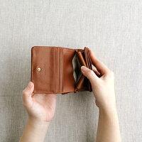 レディース財布2つ折り財布cotoneコットーネfamilymeshファミリーメッシュ