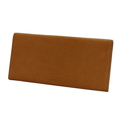 メンズ長財布の革の種類 ベビーカーフ カーフレザー