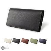 メンズ・GANZO・ガンゾ・日本製・長財布・メンズ・牛革・ブラック・ブラウン・グリーン・カーキ・ネイビー・黒