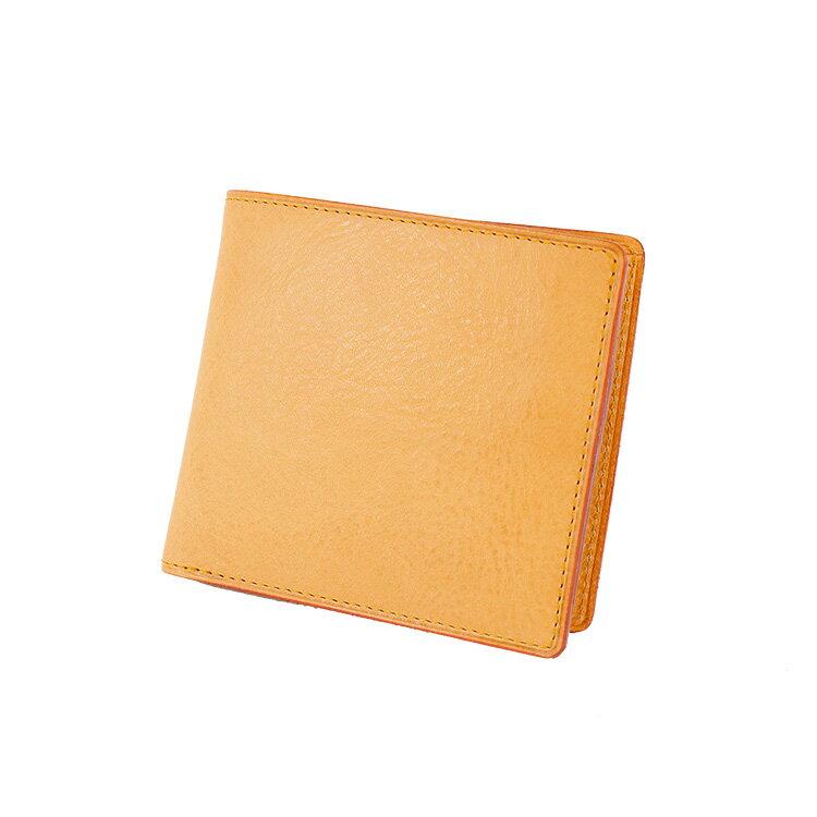 GANZO(ガンゾ)『ミネルバナチュラル小銭入れ付き二つ折り財布(57698)』