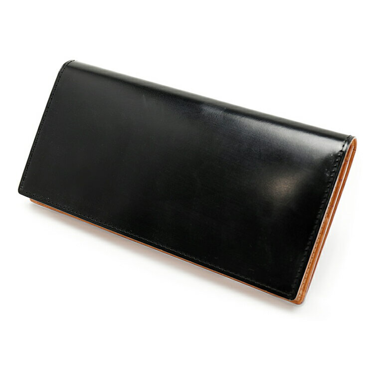 GANZO(ガンゾ)『シンブライドルファスナー小銭入れ付き長財布(57604)』