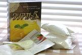 手作りデザートの素・クリアガー5A(500g)【レシピブック・計量スプーン付】