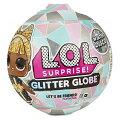 【L.O.L. Surprise 】  LOL サプライズ ウィンター ディスコ シリーズ グリッター グローブ ドール Glitter Globe Doll Winter Disco Series with Glitter Hair ウィンターディスコ/おもちゃ/人形/女の子用/プレゼント/lolサプライズ