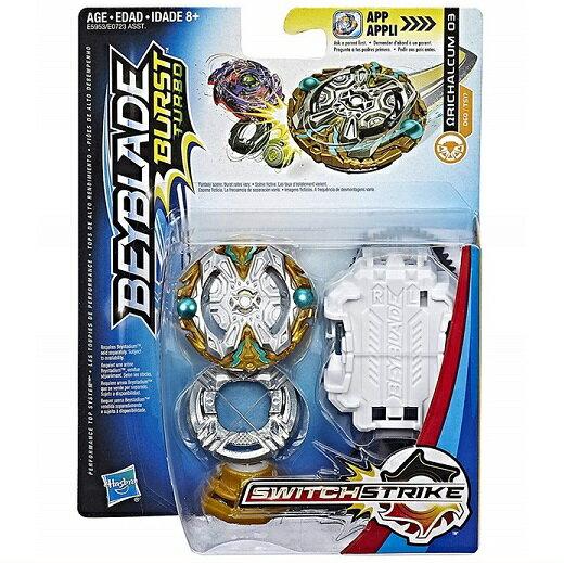スポーツトイ・アクショントイ, こま Hasbro BEYBLADE BURST Turbo switchstrike Orichalcum O3