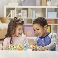 トイストーリー 4 Mr.POTATO HEAD ミスターポテトヘッド 4体セット バズ/ウッディ/ダッキー/バニー/ Toy Story 4 Mini 4 Pack Buzz, Woody, Ducky, Bunny Figures  PLAYSKOOL/ポテトパック/ディズニー/ クリスマス/フィギュア/人形/ハスブロ