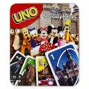 ディズニーパーク ウノ カードゲーム Disney Park