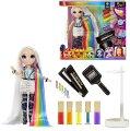 【RainbowSurprise】レインボーサプライズアマヤレインRainbowHighHairStudioヘアスタジオ専用ドール付きレインボーハイ/おもちゃ/女の子用/プレゼント/lol/プープシー